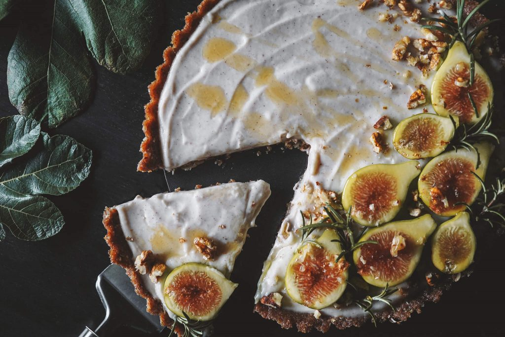 Cream Cheese Tart
